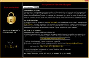 ransomware - texto