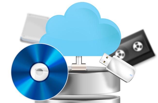 Copia seguridad Nube