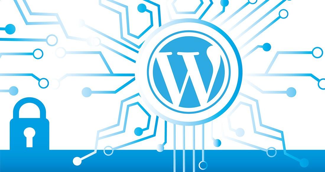 WordPress text